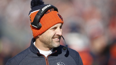 Groh Leaves Bears to Join Rams' Staff