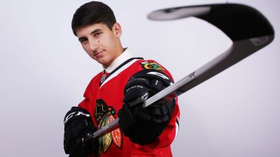 Blackhawks Prospect Suspended for Violent Hit