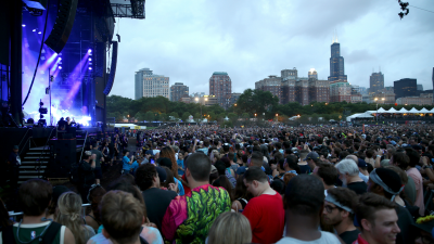 Lollapalooza Releases Full Schedule; 1-Day Tickets on Sale