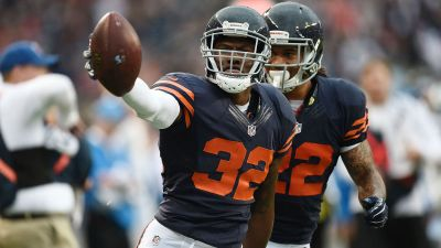 Chicago Bears Trade Deiondre' Hall to Eagles