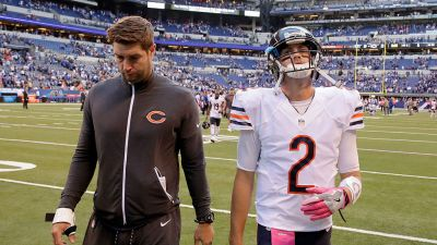 Jay Cutler Cleared to Return to Bears After Thumb Injury