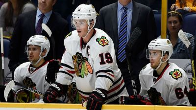Toews, Seabrook to Travel With Blackhawks on Road Trip