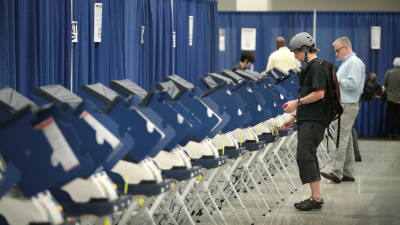 Voting Machine Problem in DuPage County Snarls Ballot Count