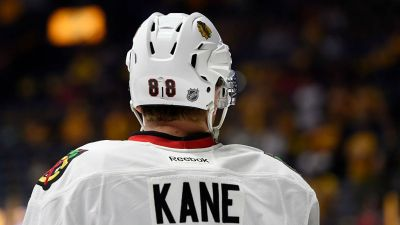 Kane Joins Exclusive Club vs. Penguins