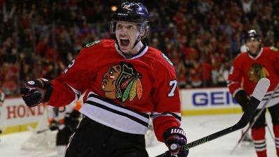 Artemi Panarin Makes History for Blackhawks