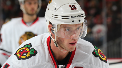 Toews, Tootoo Out for Blackhawks vs. Kings