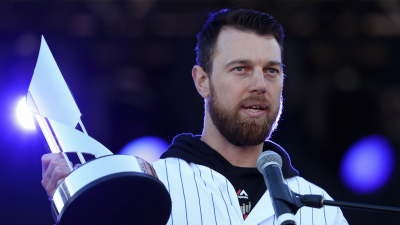 Cubs' Ben Zobrist Cancels Appearance at Bears Game
