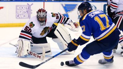 Chicago Blackhawks Announce 2017 Preseason Schedule