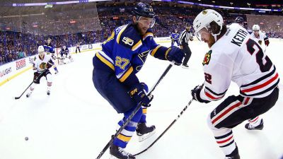 Winter Classic Forecast Looks Warm, Wet for Hawks and Blues