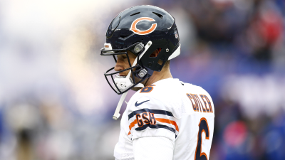 Bears Fall to Giants, 22-16