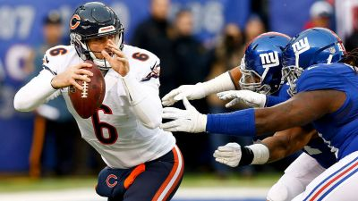 Report: Jay Cutler Suffered Shoulder Injury vs. Giants