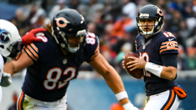 Bears Fall to Titans at Soldier Field, 27-21