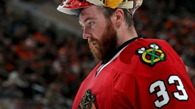 Scott Darling Trolls St. Louis Fans With Cubs-Themed Mask