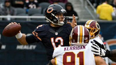 Holiday Jeer: Bears Blown Out by Washington Saturday