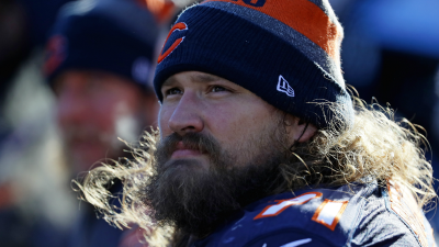 Sitton, Massie Out for Bears' Season Finale