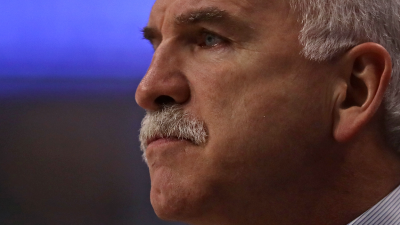 Reports: Panthers Pursuing Quenneville for Head Coaching Job