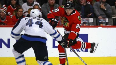 Blackhawks vs. Jets: Game Preview