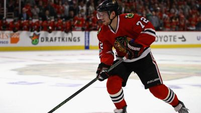 Panarin Named NHL's First Star of the Week