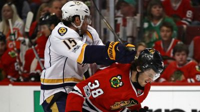 Blackhawks Lose to Predators, Trail 2-0 in Series