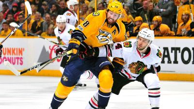 Predators Sweep Blackhawks Thanks to Game 4 Win