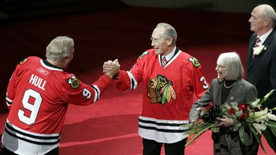 Blackhawks Legend Pierre Pilote Dies at Age 85