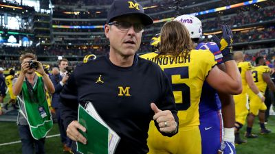 If Harbaugh Leaves Michigan, Could Bears be Interested?
