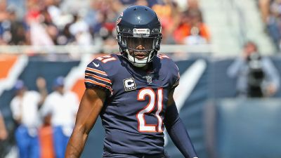 Bears Place Quintin Demps on Injured Reserve
