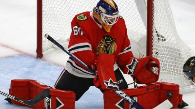 Blackhawks Ink Delia to 3-Year Contract Extension