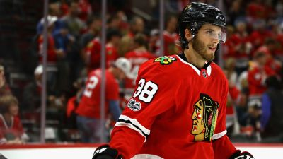 Blackhawks Trade Ryan Hartman