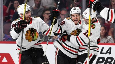 DeBrincat Promoted to Top Line as Blackhawks Shake Things Up