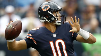 Trubisky Joins Interesting Club With Win Over Panthers