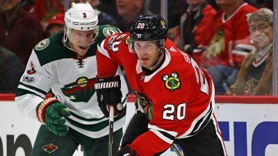 Blackhawks Look to Extend Winning Streak Against Wild