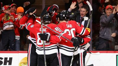 Three Stars: Crawford Leads Blackhawks to Win