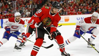 Blackhawks' Modest Win Streak Ends vs. Canadiens