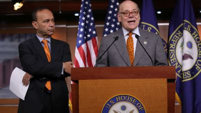 Gutierrez Sponsors Bill Calling for Trump's Impeachment