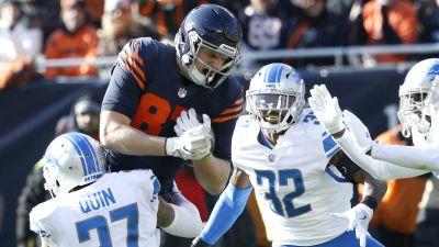 Bears Looking for Revenge Against Lions