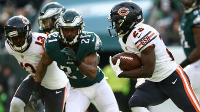 Bears Have Historically Bad Day vs. Eagles