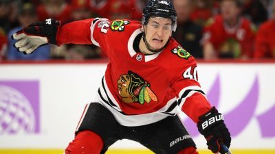 Hayden Agrees to Contract Extension With Blackhawks