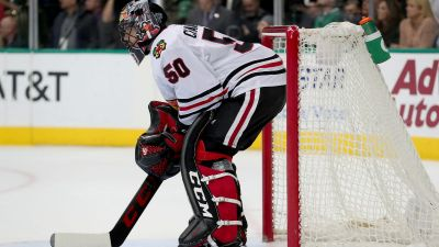 Crawford Placed on Injured Reserve by Blackhawks