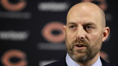 Bears Introduce New Head Coach Matt Nagy
