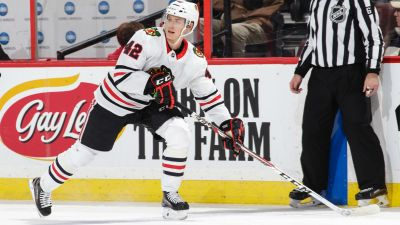 Blackhawks Activate Forsling From Injured Reserve