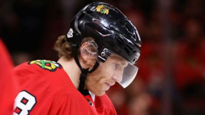 Loss to Stars Puts Blackhawks' Season in Bad Company