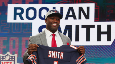 Roquan Smith Puts Focus on Football at Bears Rookie Camp