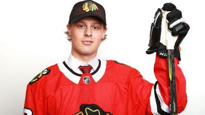 Blackhawks Send Boqvist to Junior Team