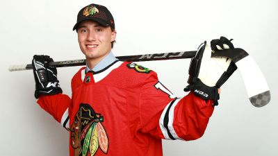 Blackhawks Ink 1st Round Pick to Entry Level Contract