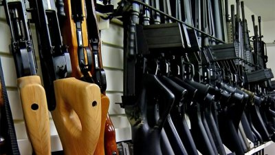 Republicans Delay House Hearing On Firearms Bill