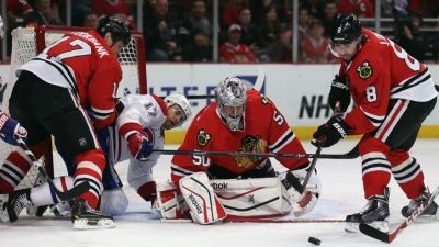 Hawks Win Home Finale in Overtime