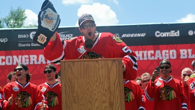 Blackhawks Player Evaluations: Corey Crawford