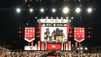 NHL Draft Live Blog: Blackhawks Look to Make Splash