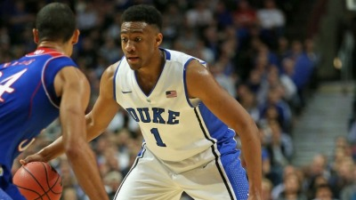 Jabari Parker Picks Duke University